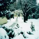Pension Margit im Winter